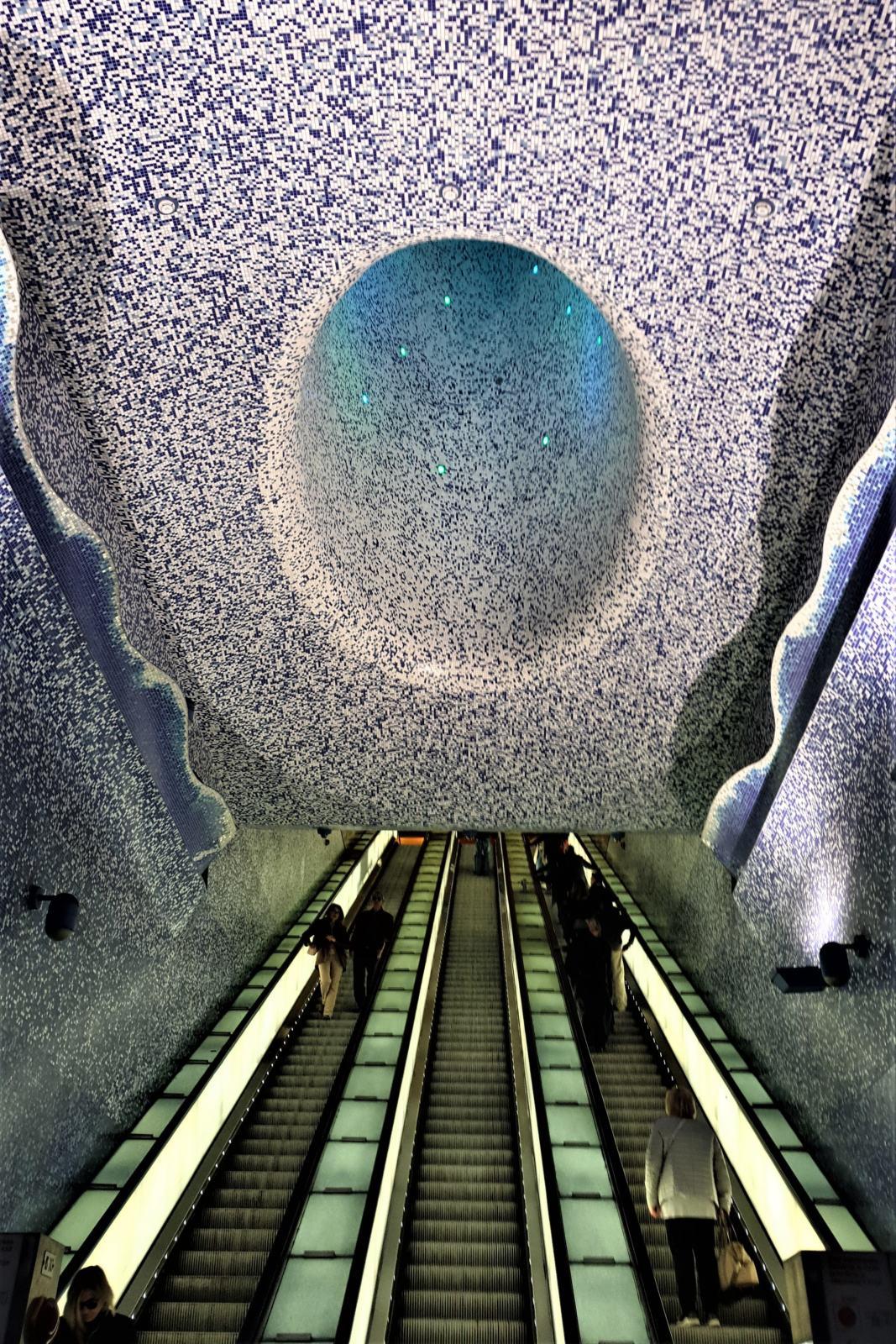 Fermata Metropolitana - Toledo