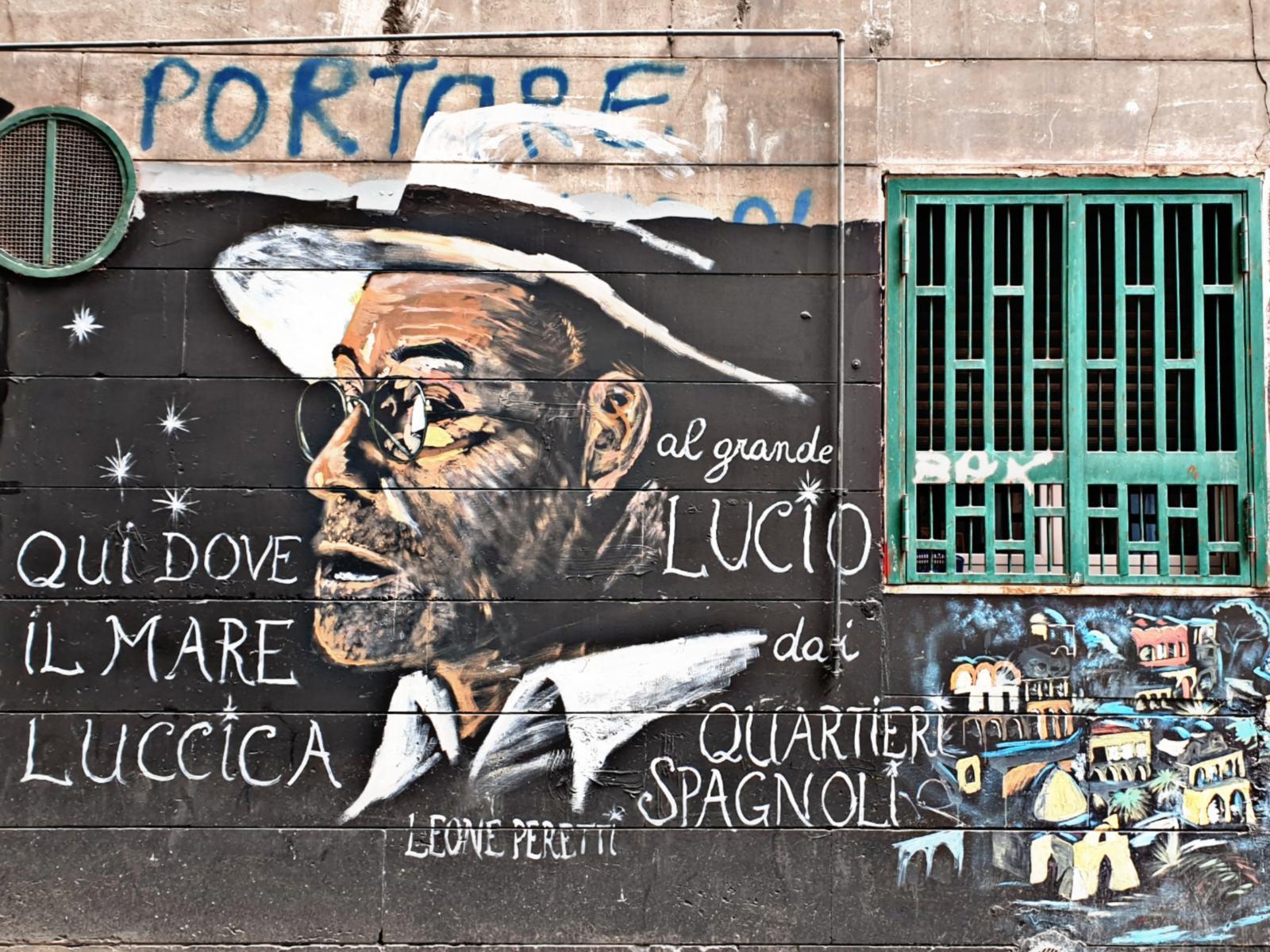 Lucio Dalla - Quartieri Spagnoli