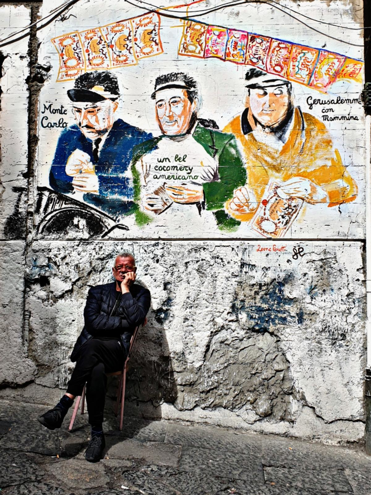 Street art nei Quartieri Spagnoli