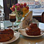 Colazione al Caffè Gambrinus