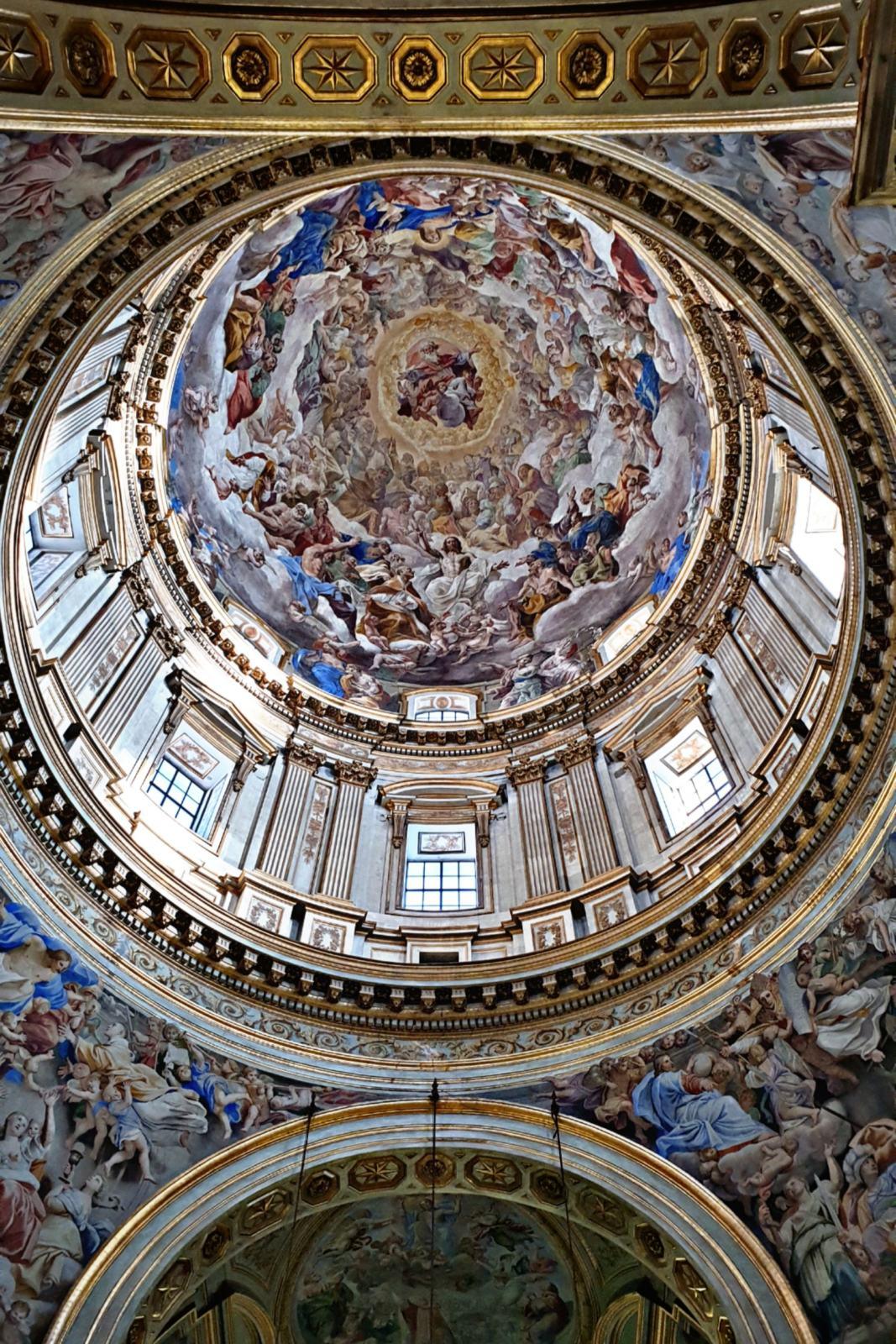 Affreschi Cupola Duomo