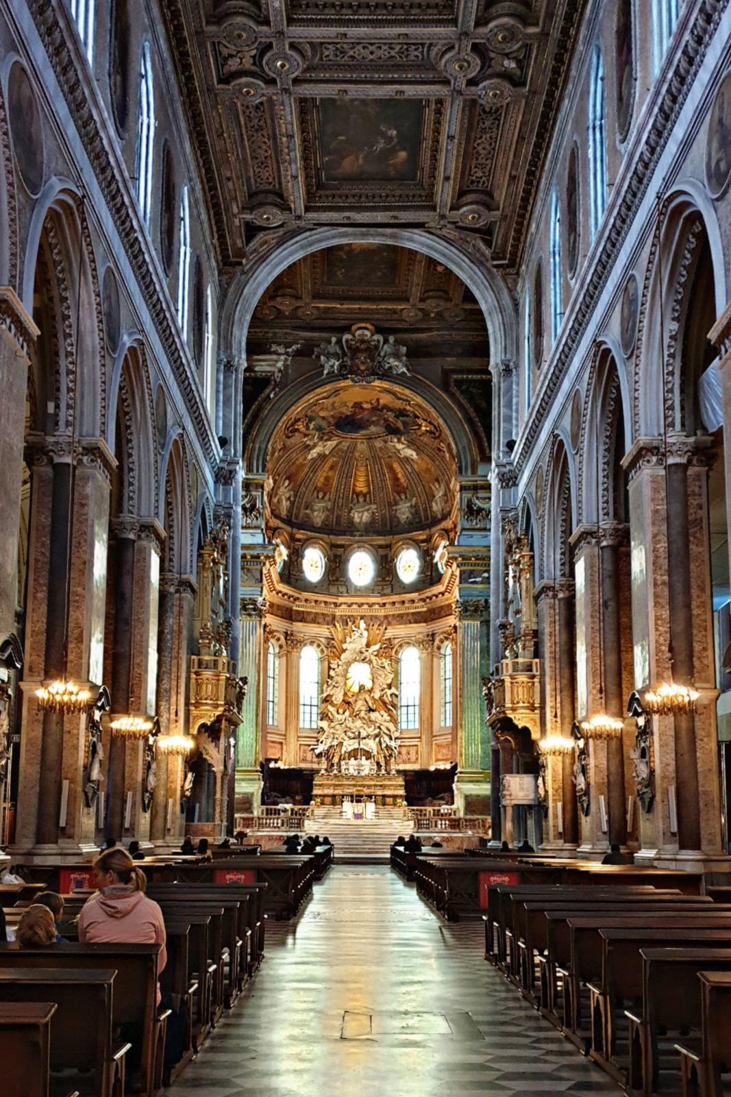 Navata Centrale Duomo