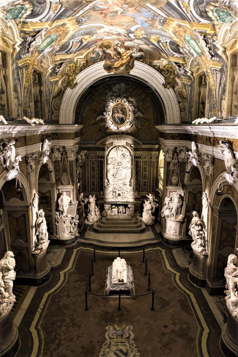 Museo Cappella Sansevero - ingresso