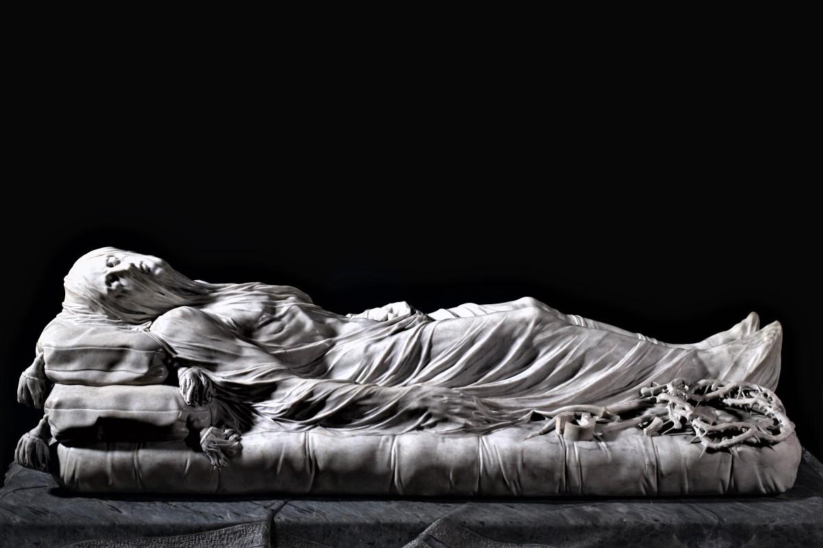 Il Cristo Velato di Giuseppe Sanmartino