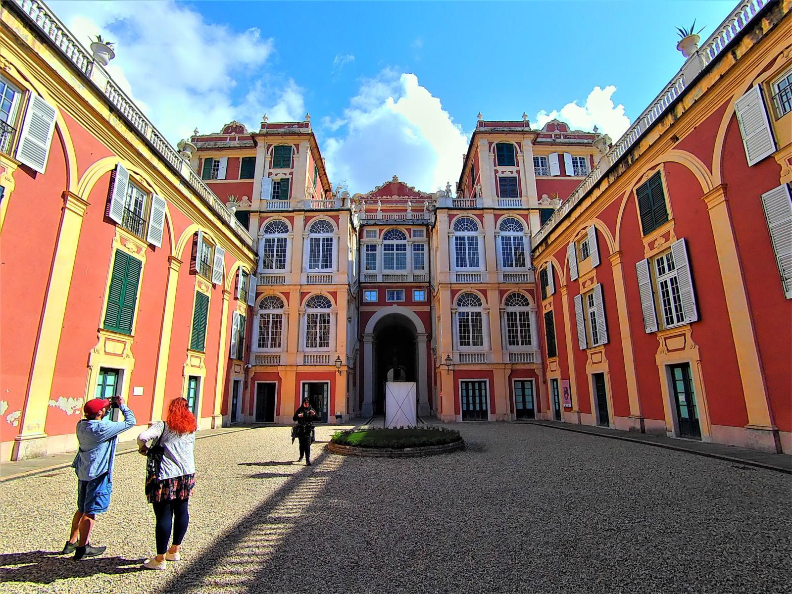 Corte interna Palazzo Reale