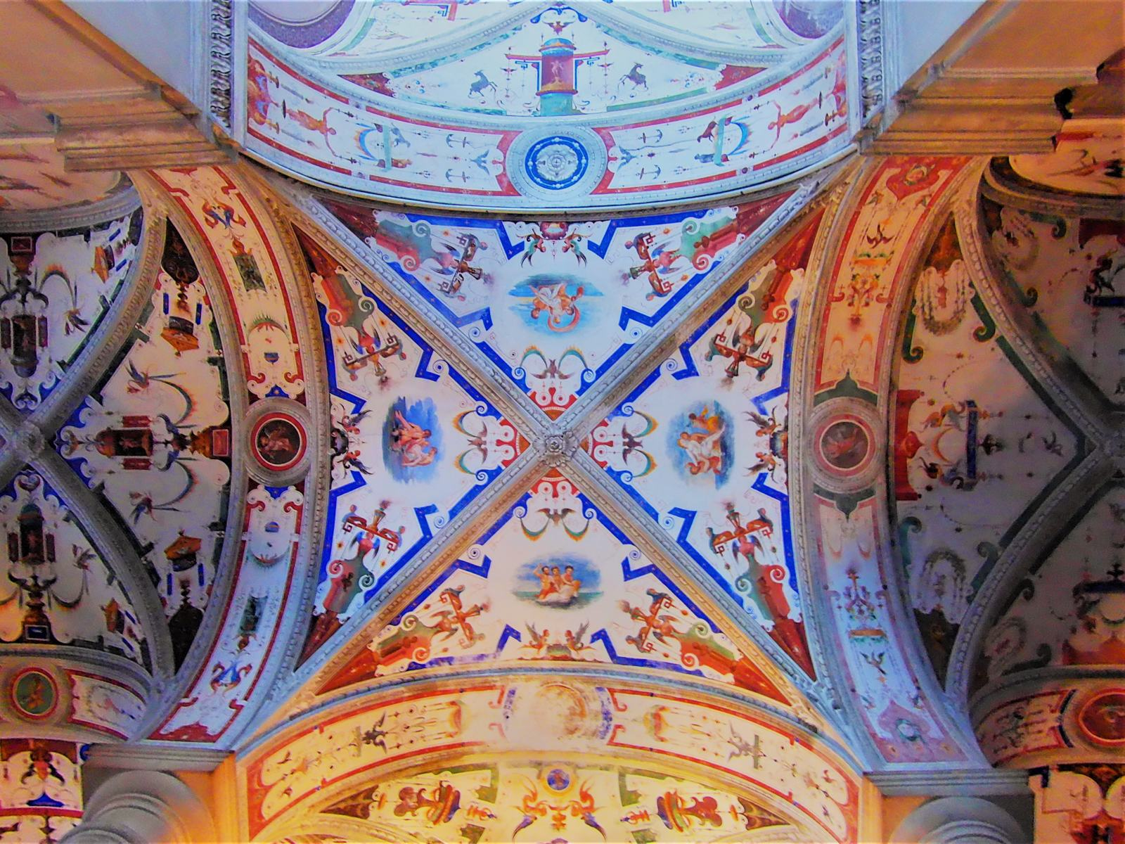 Ingresso Palazzo Brignole Gio Carlo