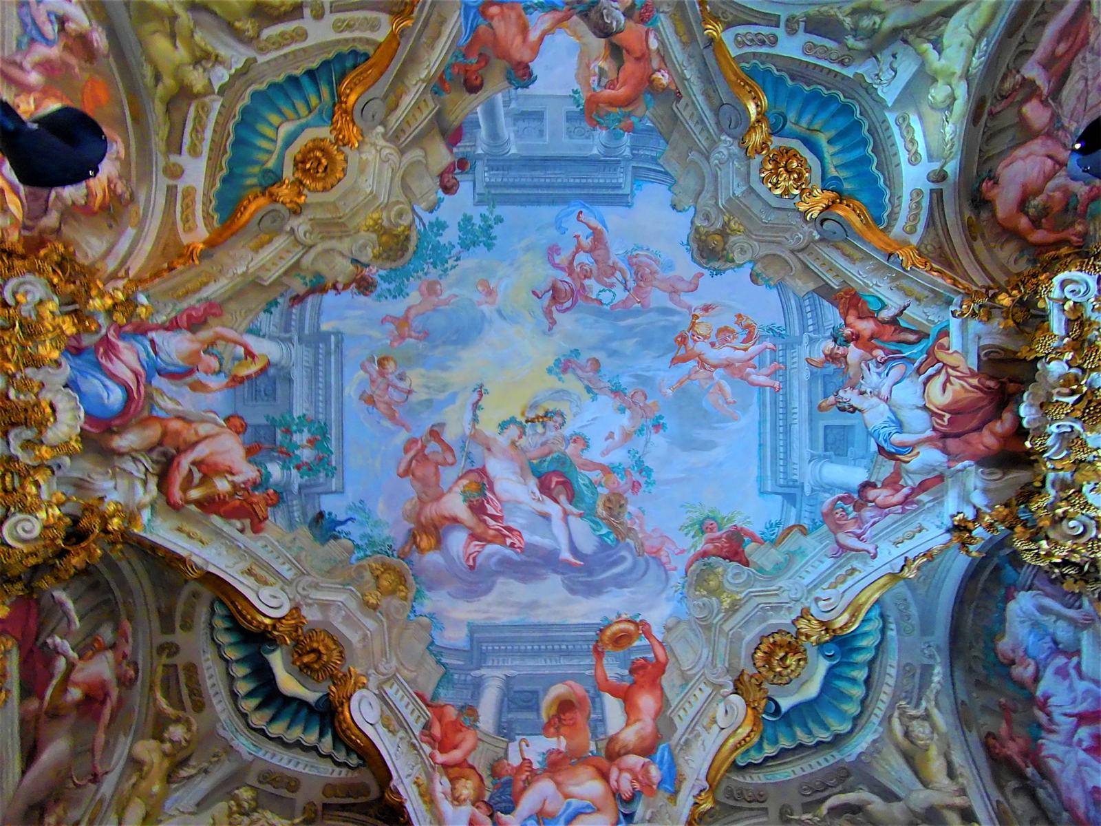 Allegoria dell'Autunno - Palazzo Rosso