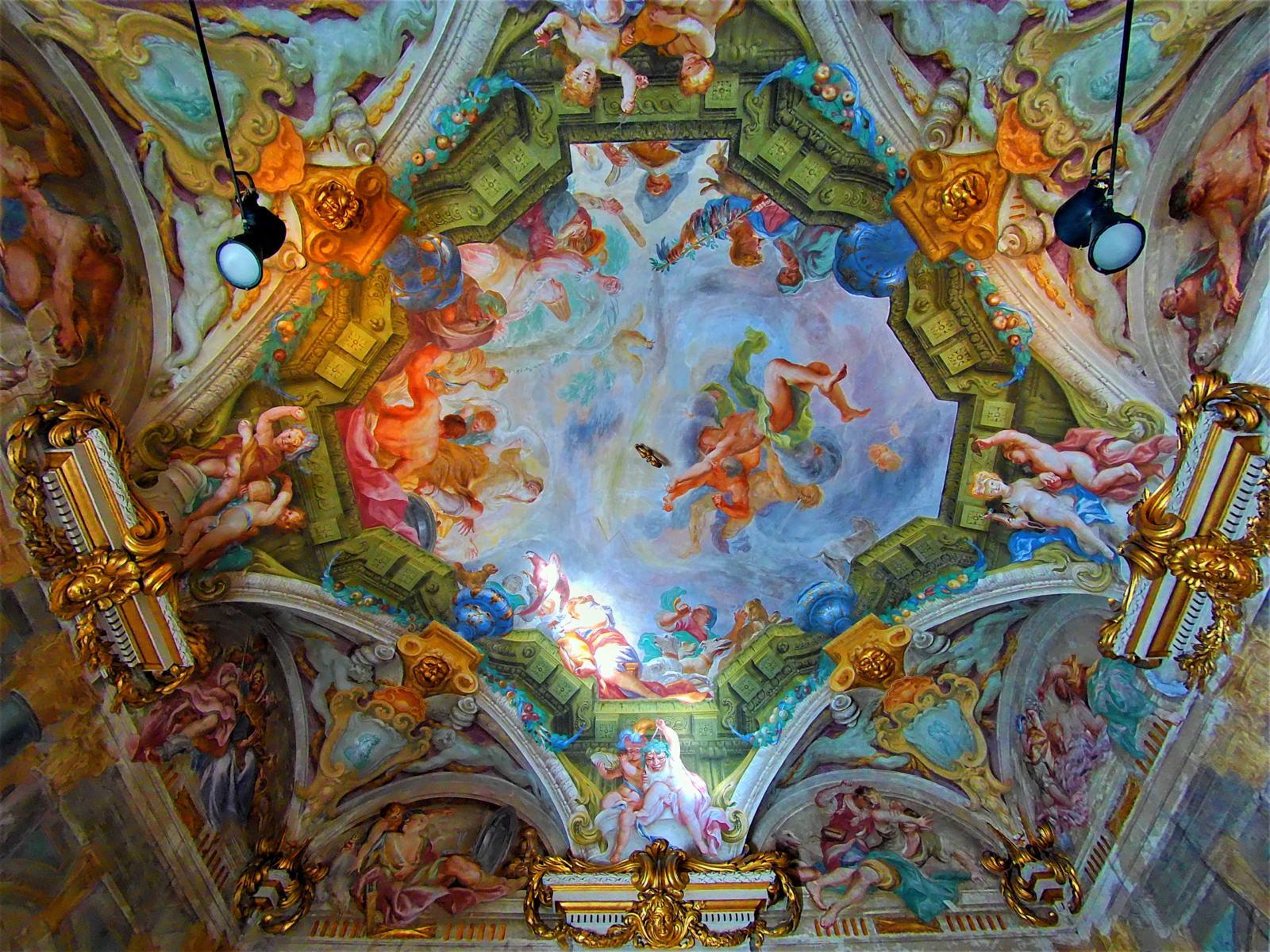 Allegoria dell'Inverno - Palazzo Rosso