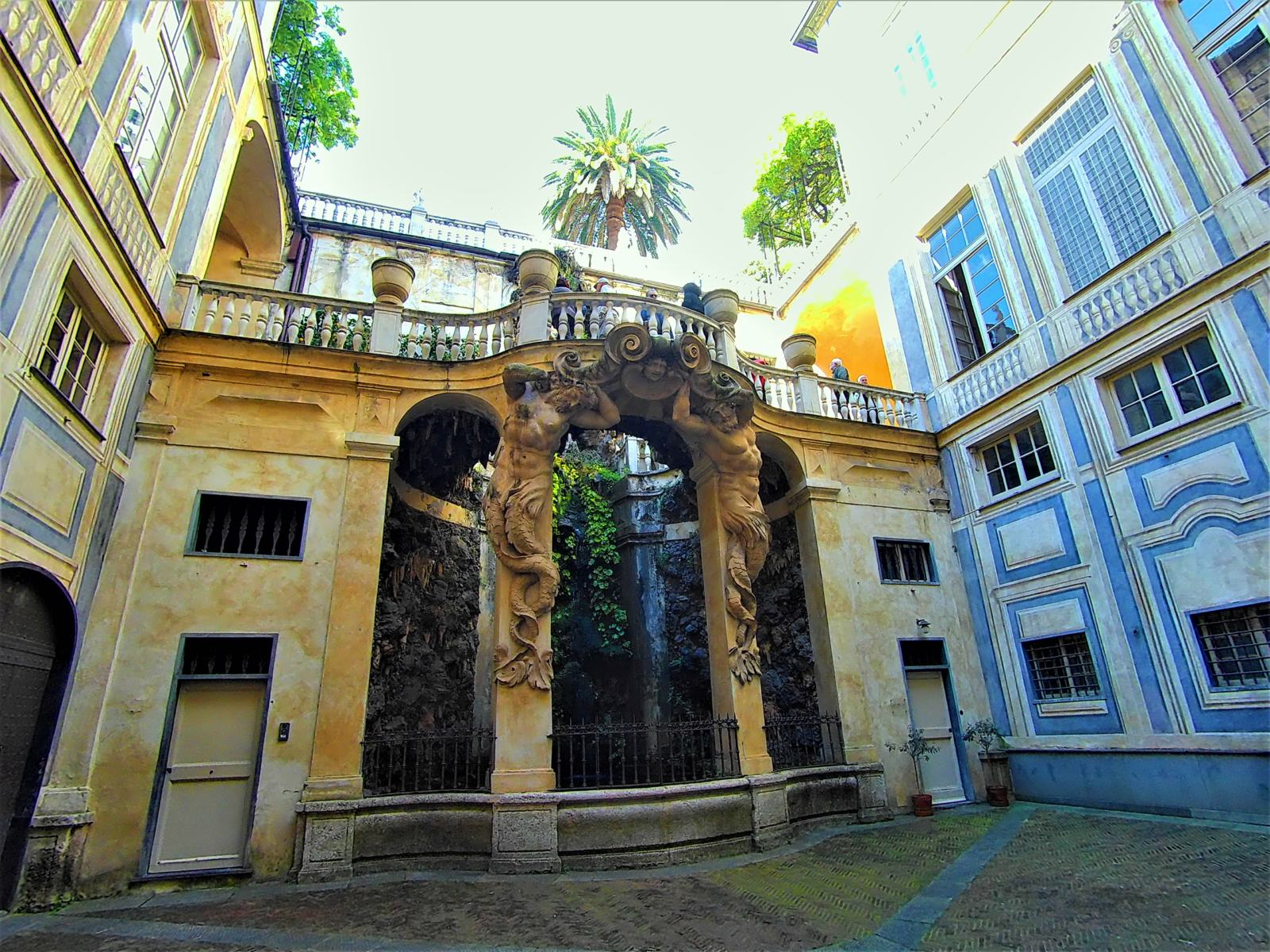 Ninfeo di Palazzo Lomellini