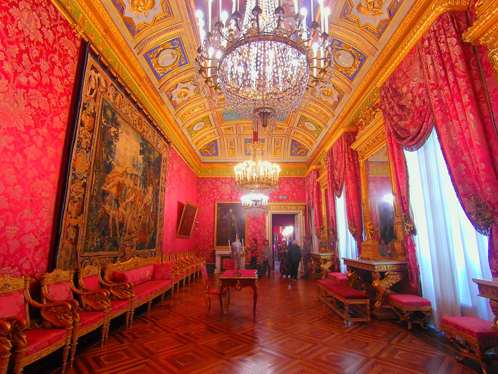 Sala delle Udienze - Palazzo Reale