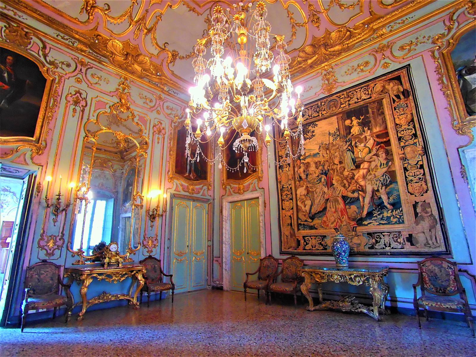 Sala di Palazzo Reale