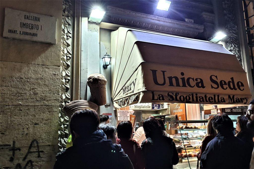 Sfogliatella Mary - Galleria Umberto I