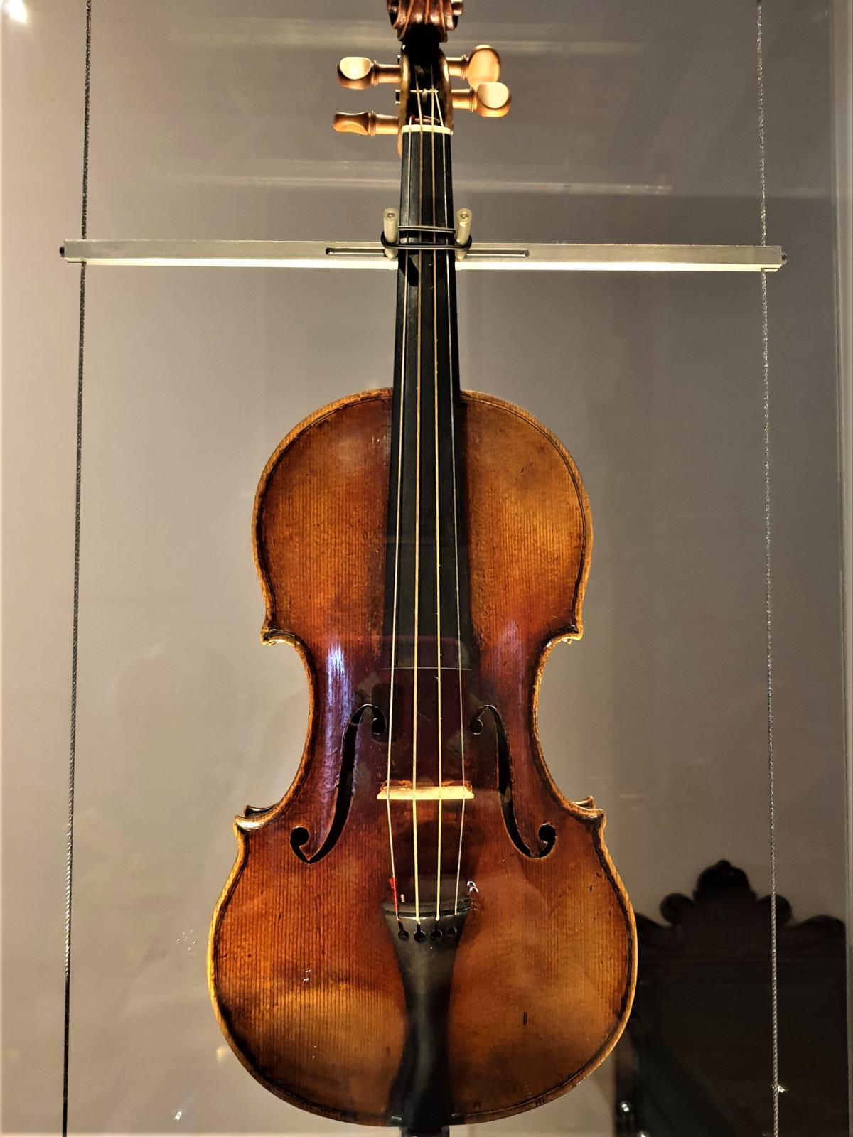 Il Cannone - Violino di Nicolò Paganini