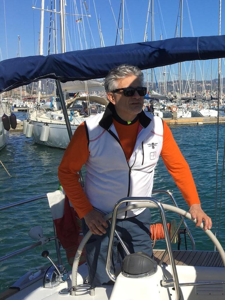 Paolo, lo skipper
