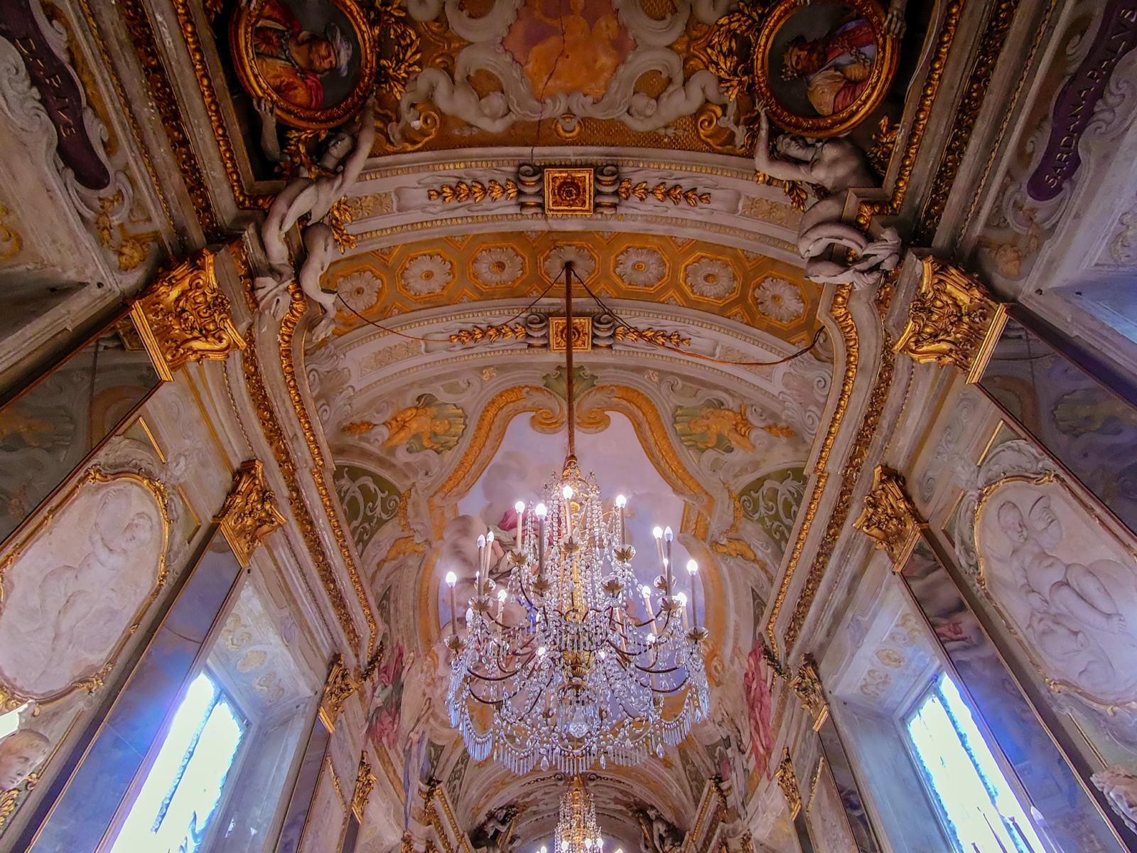 Galleria degli Specchi - Palazzo Reale