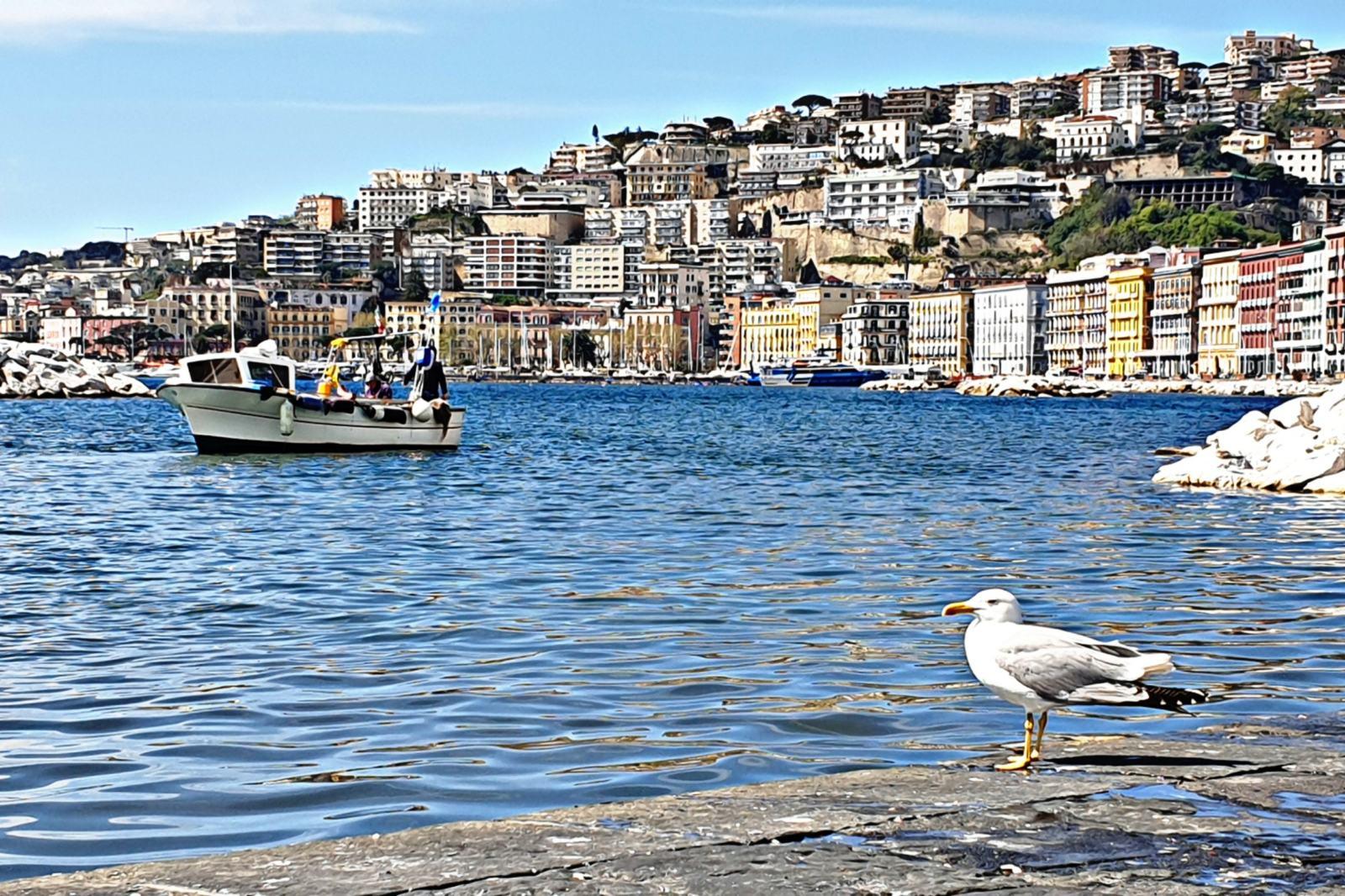 Il mare di Napoli