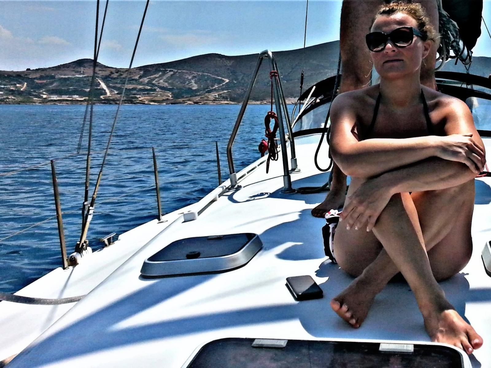 Vacanze in barca a vela - Salsedine e Libertà di Sara Gervasini