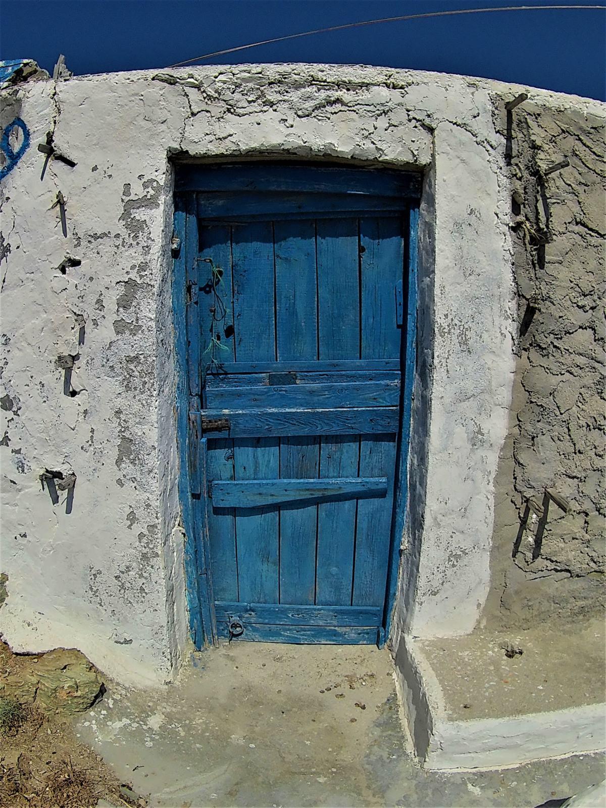 Lungo il sentiero tra Agali e Galifos