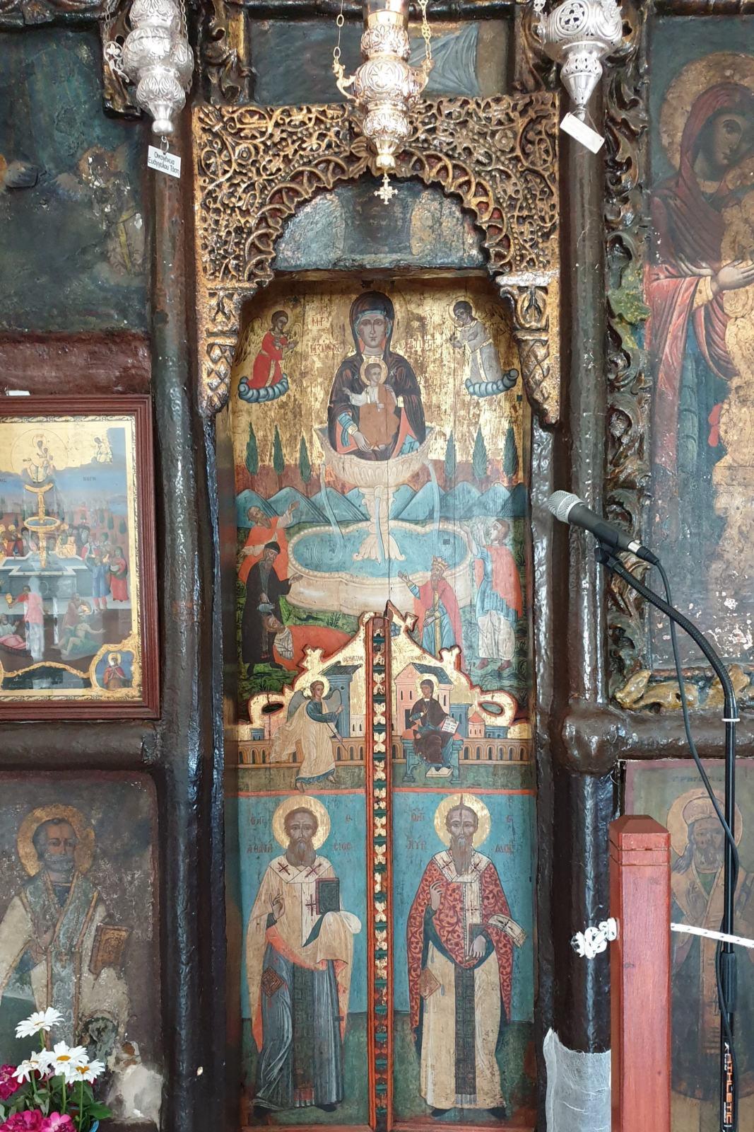 Isola di Sifnos - La Madonna di Chrysopigi
