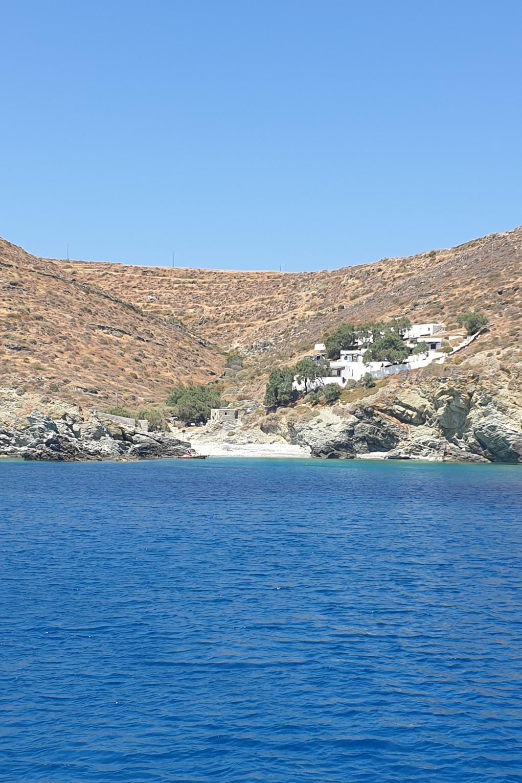 Galifos Beach - Isola di Folegandros
