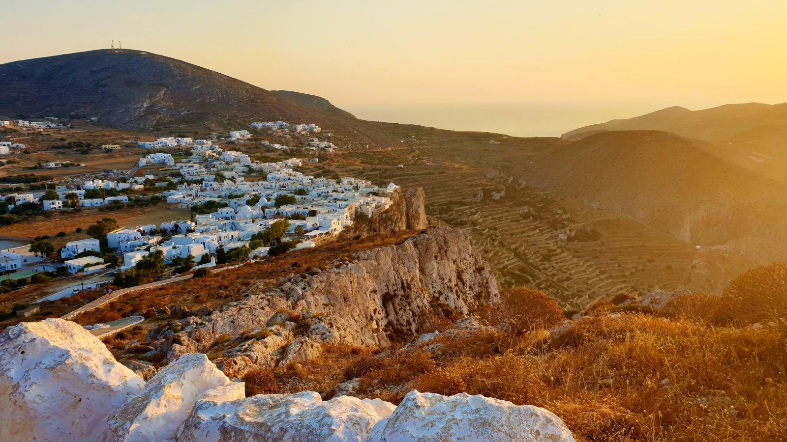 Chora - Isola di Folegandros