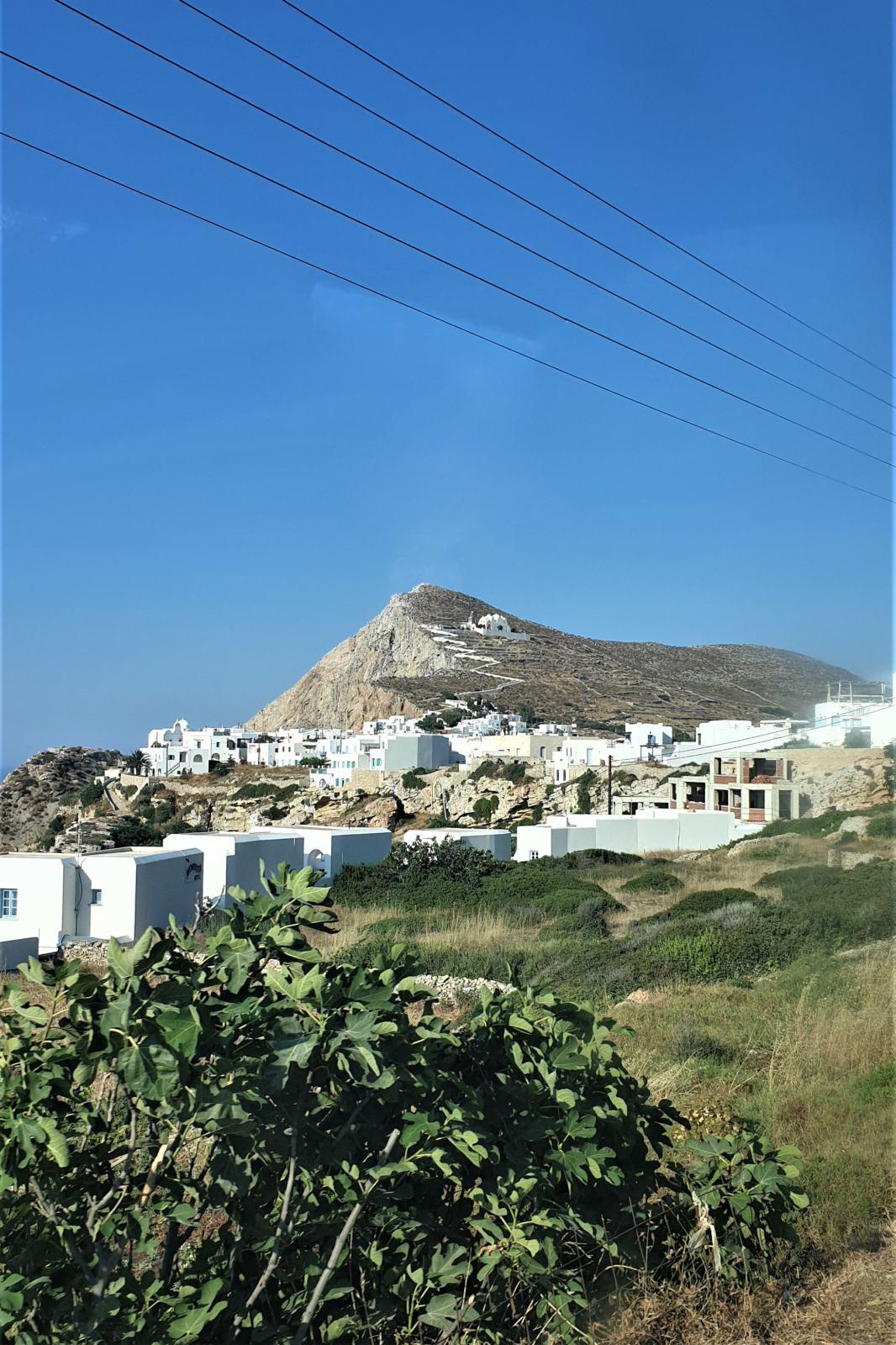 Chora di Folegandros