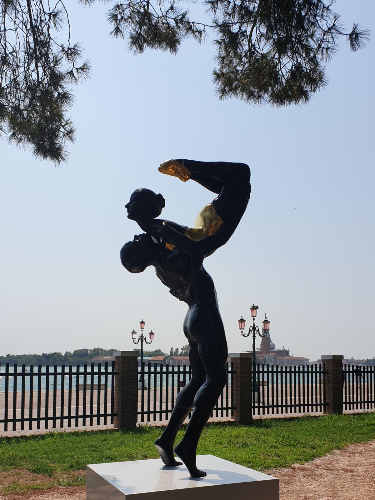 Dancers - Carole Feuerman