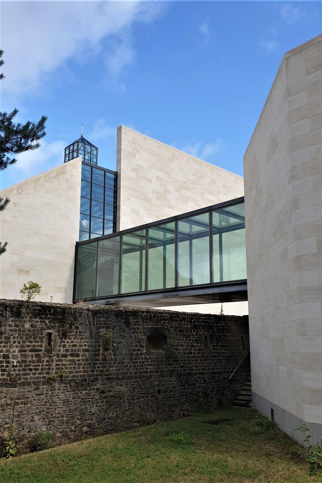 Esterno Museo Mudam