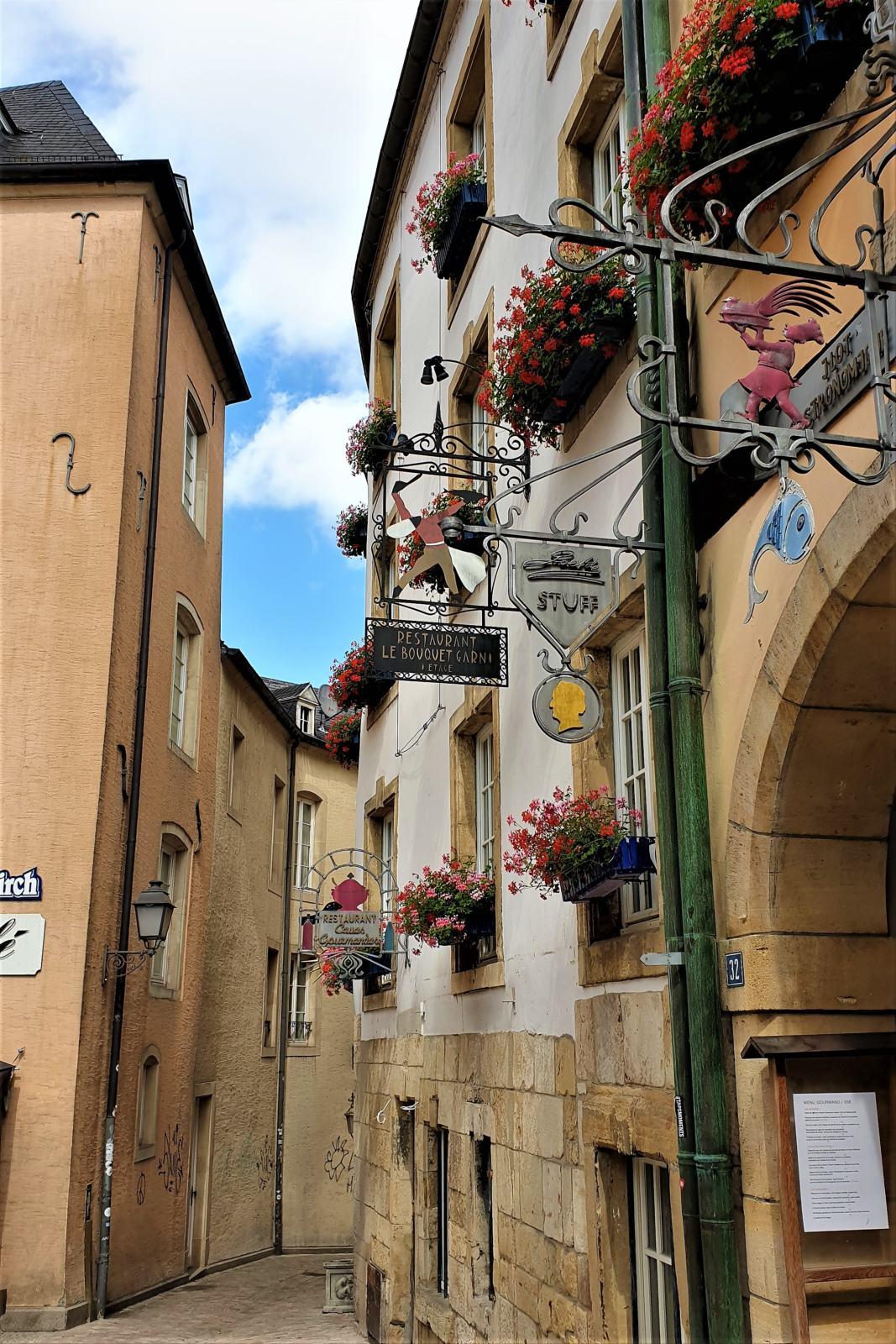 Centro storico Lussemburgo