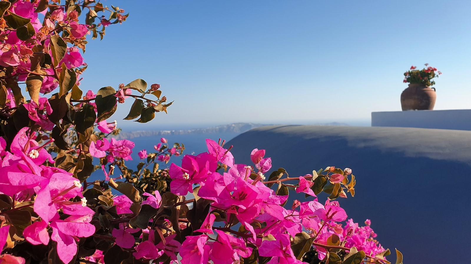 Santorini - Villaggio di Imerovigli