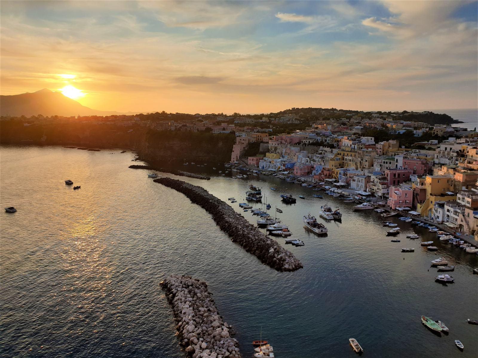 Marina di Corricella - Procida
