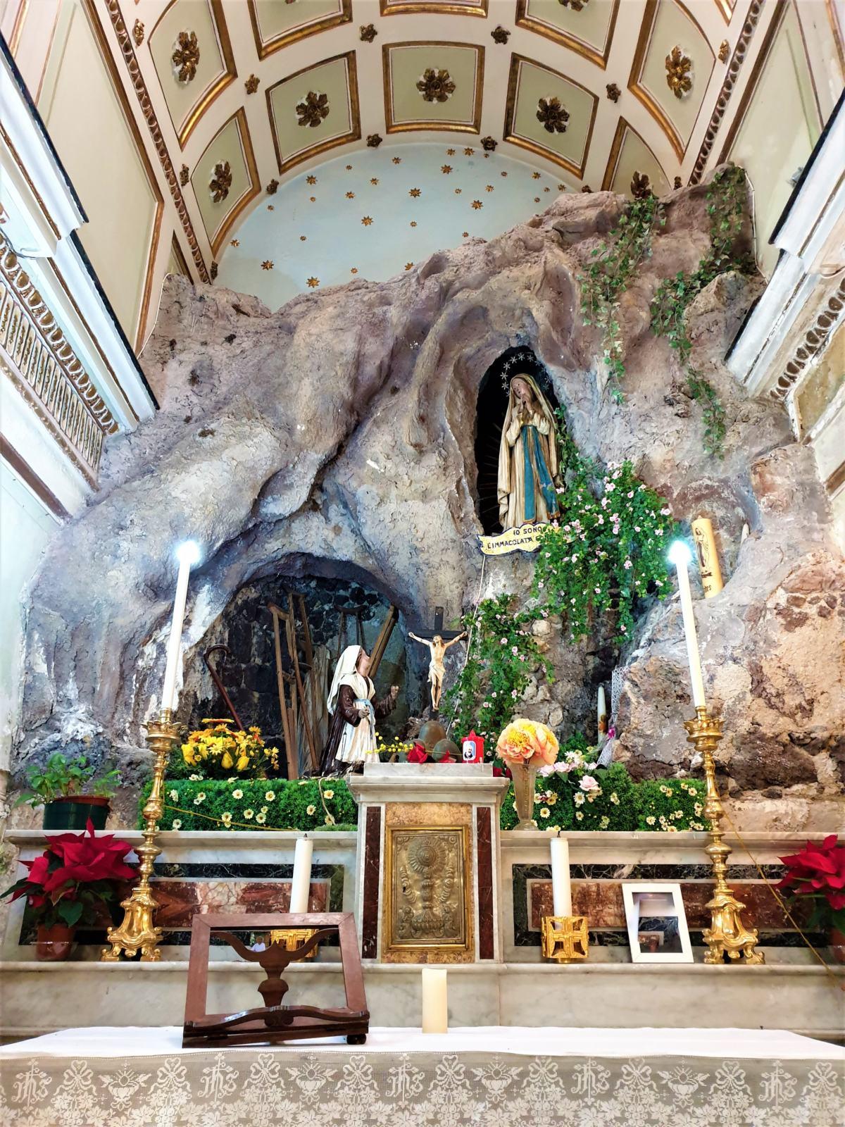 Cappelletta della Madonna di Lourdes
