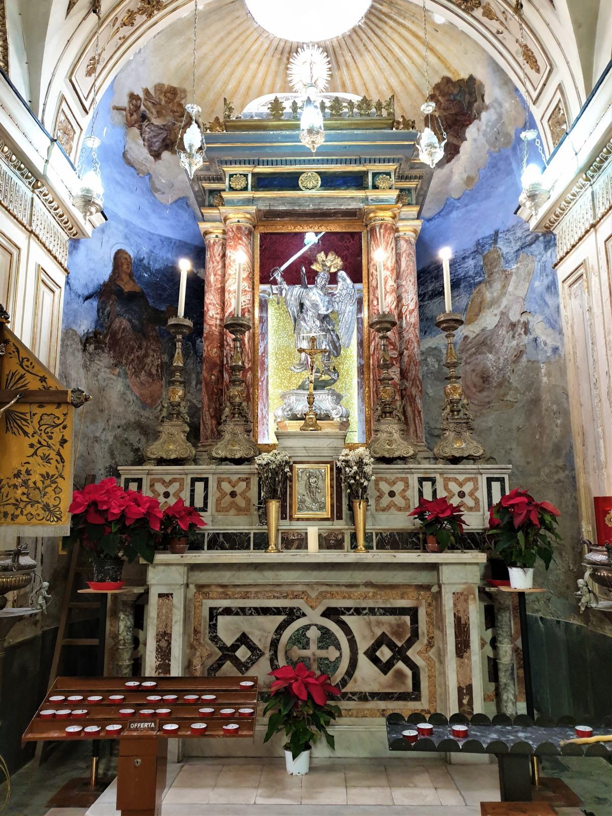 San Michele - Patrono dell'isola di Procida