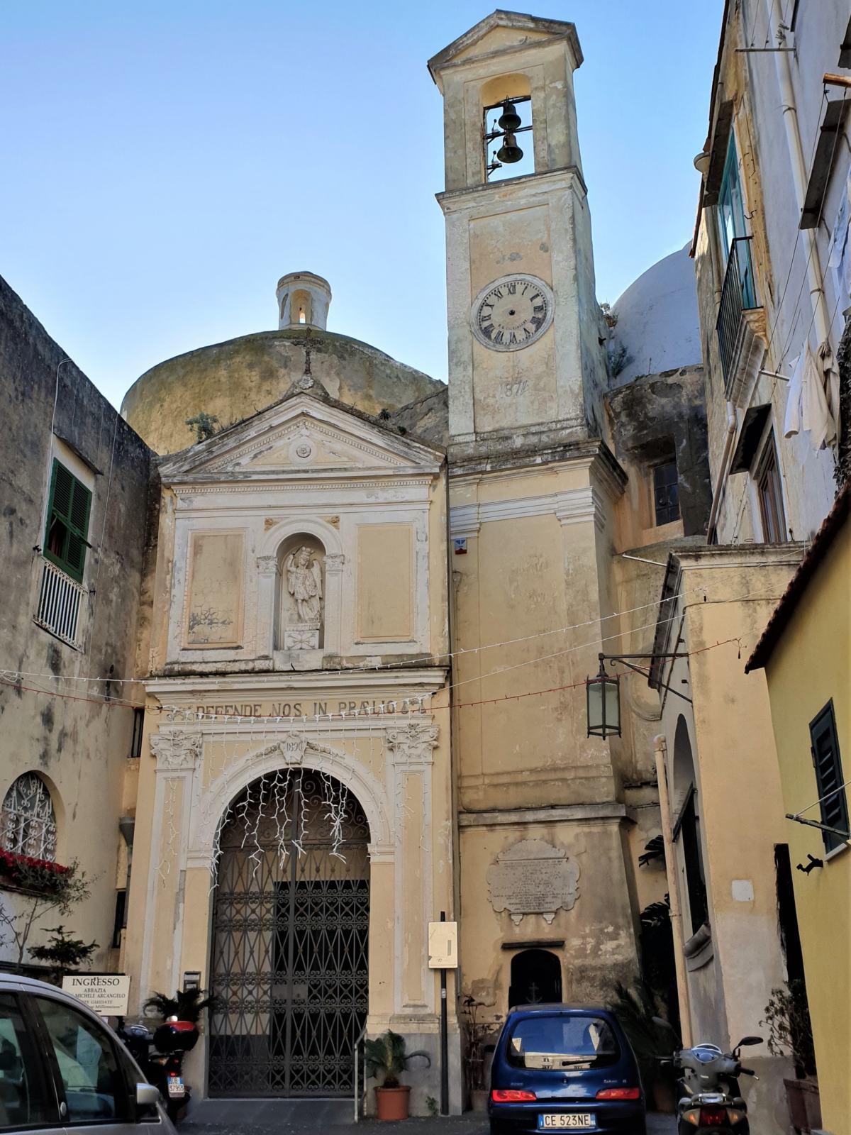Abbazia di San Michele a Procida