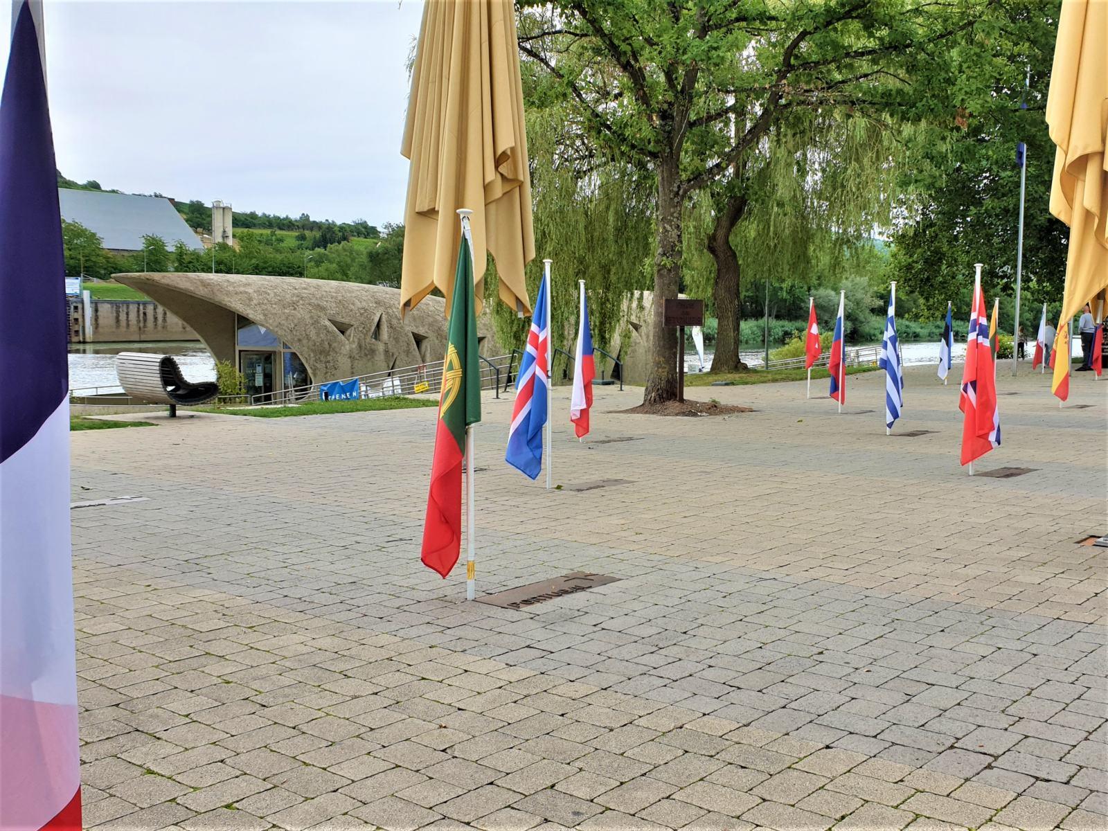 Museo Schengen - Lussemburgo