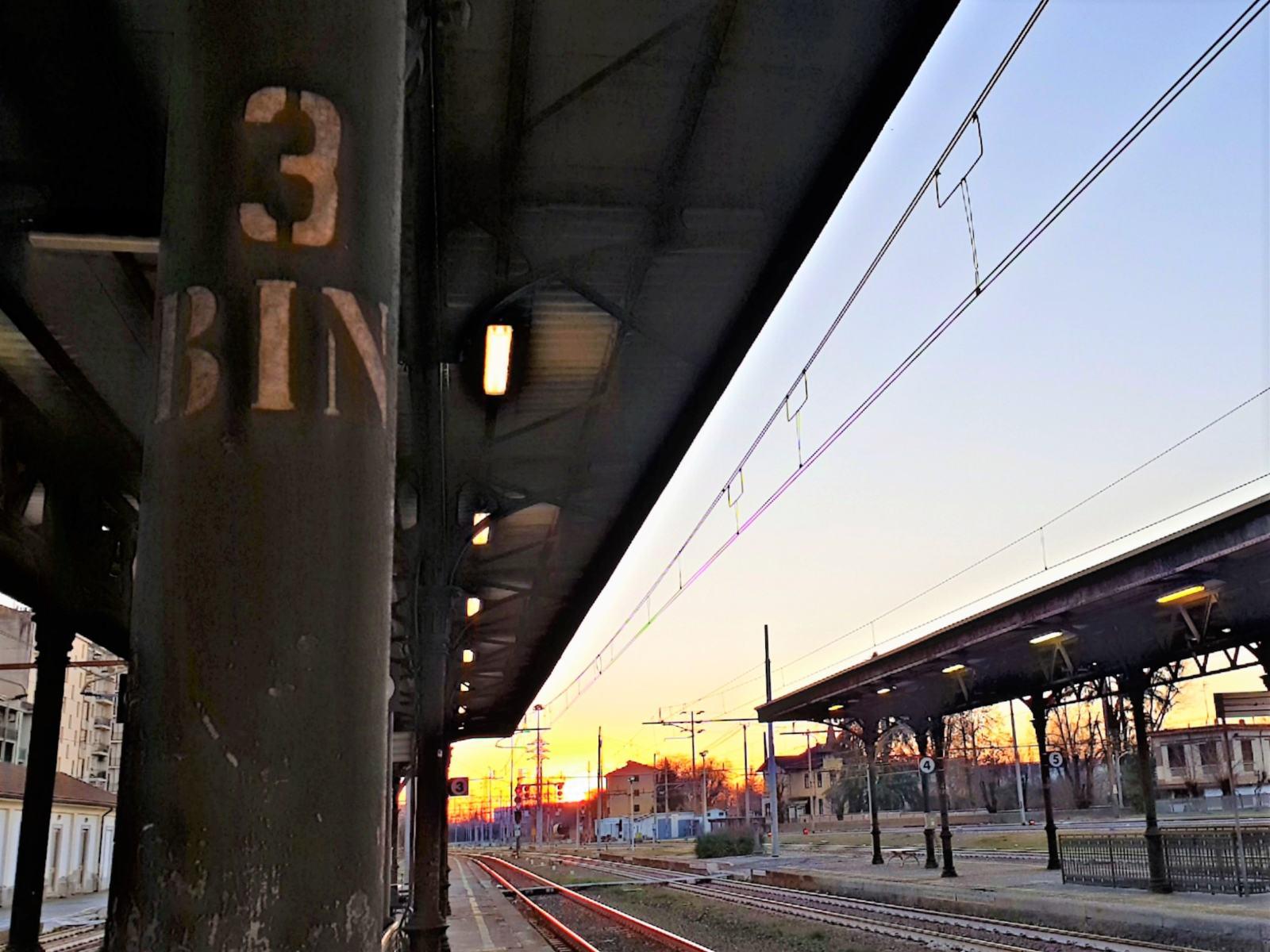 Stazione ferroviaria di Tortona - Binario 3