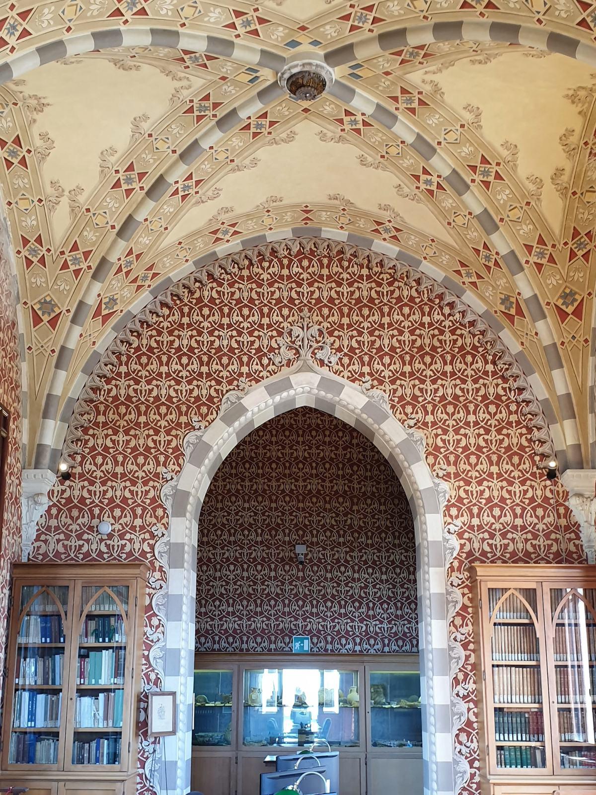Sala Colombiana - Castello D'Albertis Genova