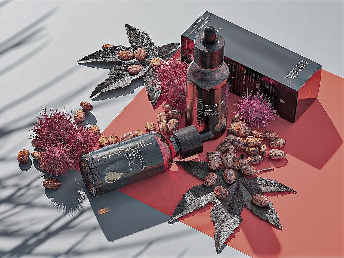 Olio di Ricino Nanoil