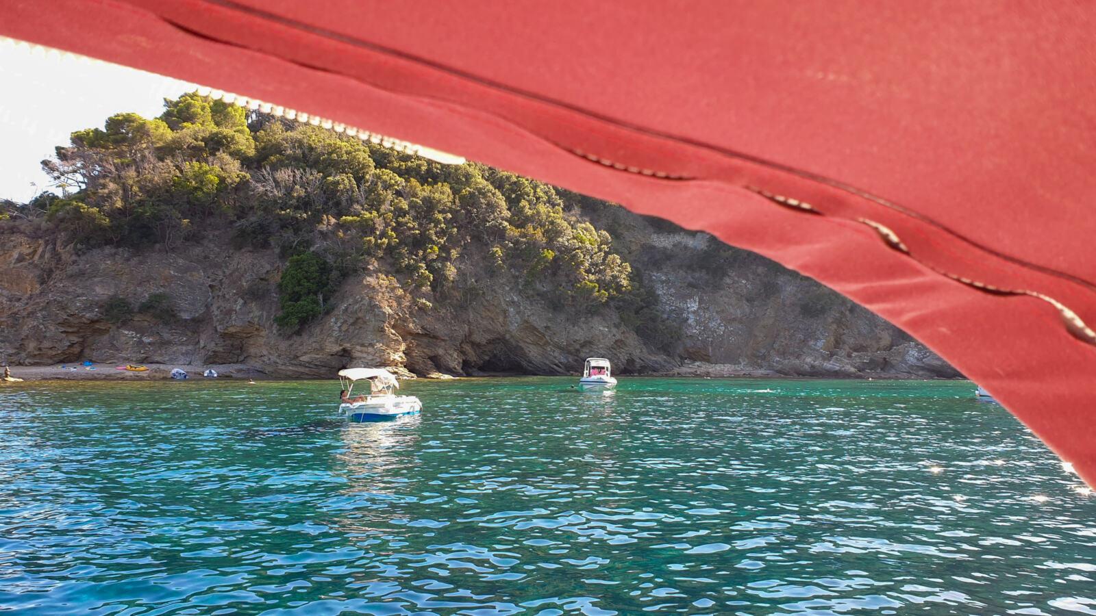 Baia di Ortano - Isola d'Elba